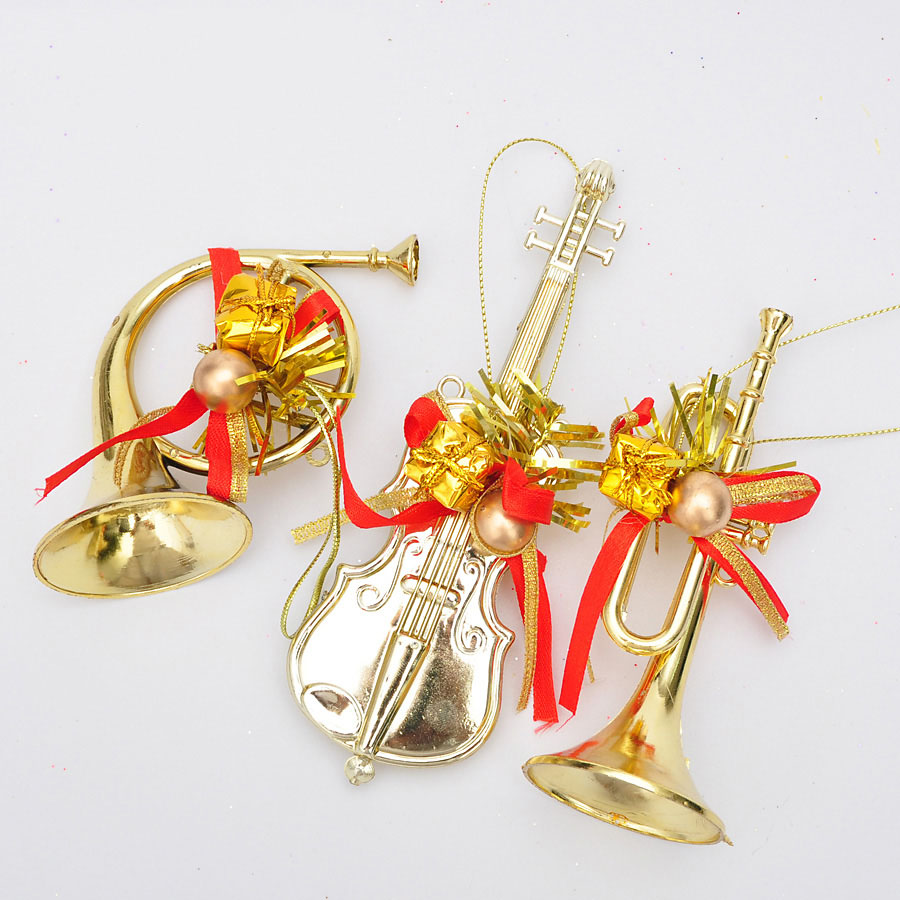 Christmas Tree Decorations Musical Instruments Uk : Collections of musical  instruments christmas ornaments
