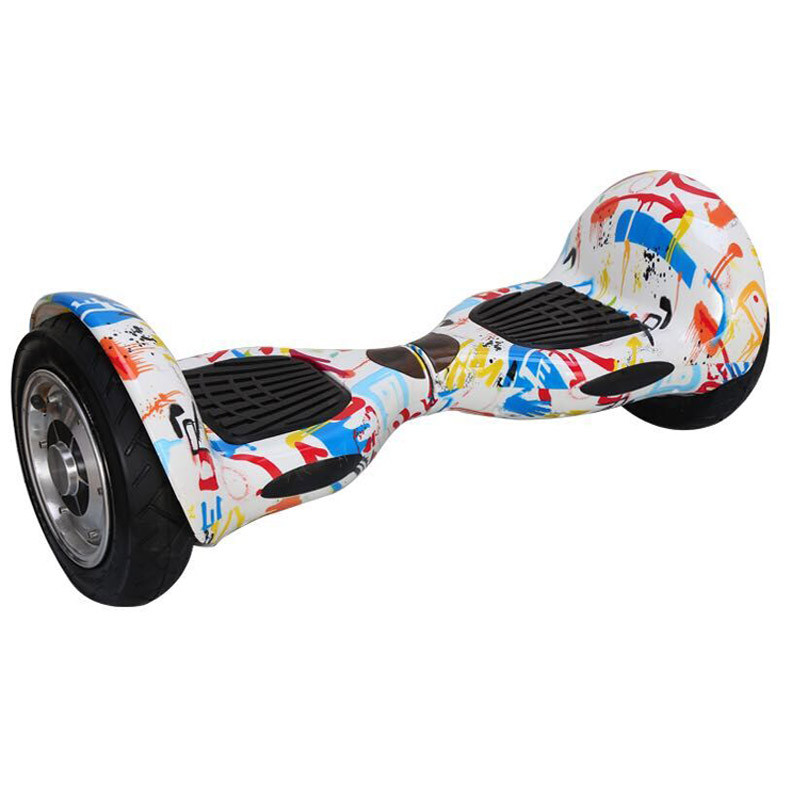 10 inch electric scooter self balancing hoverboard smart balance two 2 wheel standing scooters. Black Bedroom Furniture Sets. Home Design Ideas