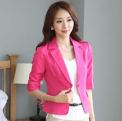 Женщины стильные и удобные кожа sleevesdecoration куртка пальто приталенный компактный костюм джек комплект размер S-3XL
