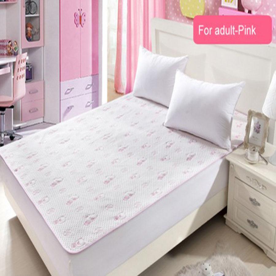 Queen Bed 150x200cm Reusable And Waterproof Sheet