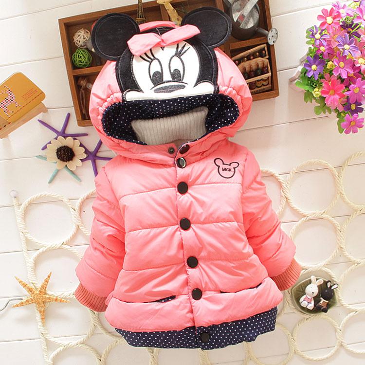 10bcc5e52666 2015 children outerwear cotton winter Hooded coats Winter Jacket ...
