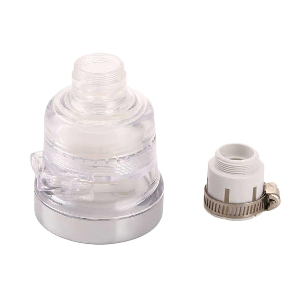 Фильтр для смесителя, насадка для душа под давлением, водосберегающая, водостойкая, для кухни, многофункциональная насадка для смесителя, ф...(Китай)
