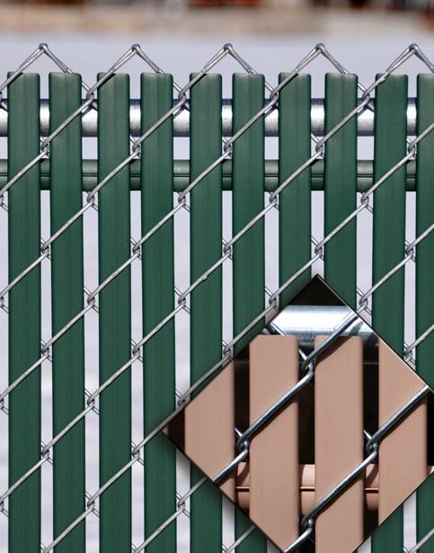 Cheap 6ft Chain Link Fence Plastic Screening Slats Buy