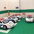 Free standard postage 1 64 Alloy car model 110 Policemen Super sports car kids toys