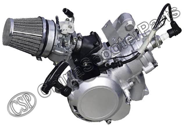 39cc water cooled engine mt a4 for blata c1 mini moto pocket bike in atv parts accessories. Black Bedroom Furniture Sets. Home Design Ideas