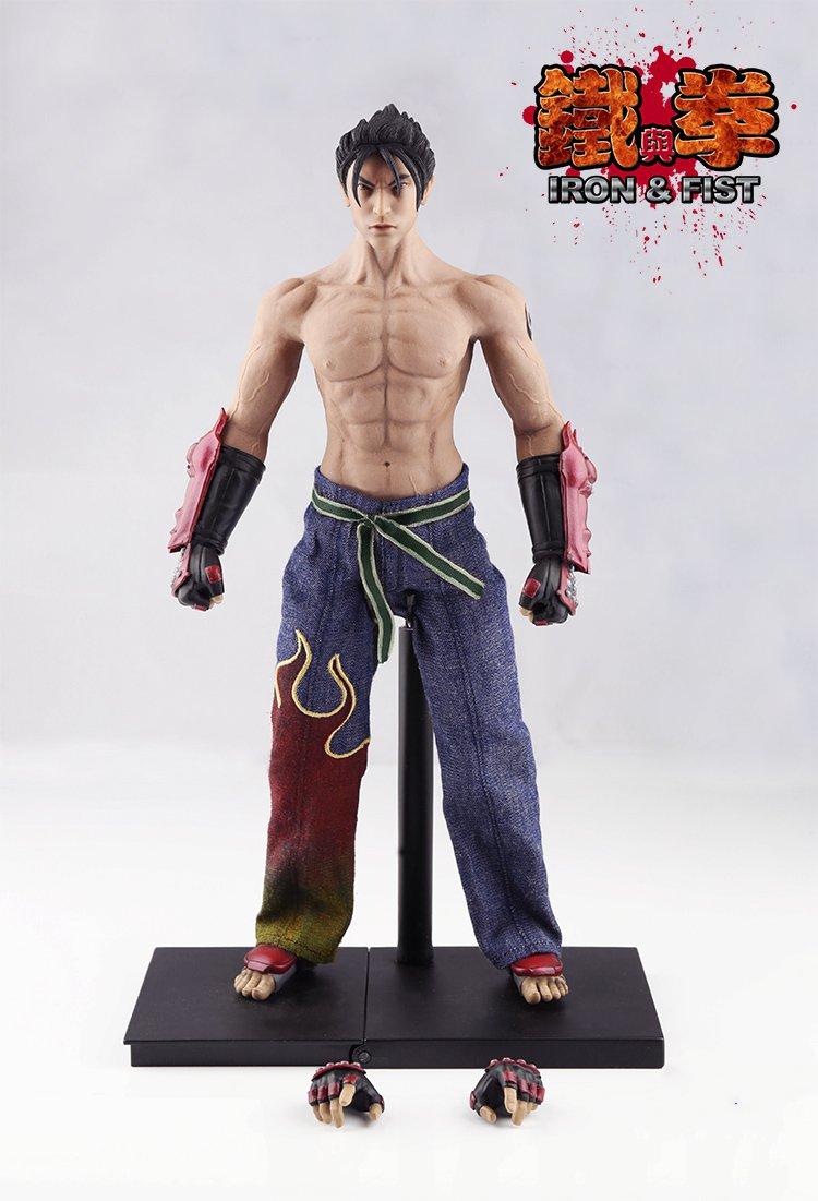 Fs001 1 6 Raja Tempur Besi Dan Tinju Tekken Action Figure King Tekken Action Figure 1 6tekken Figure Aliexpress
