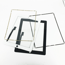 For iPad 3 4 Digitizer 100 tested For iPad 3 iPad 4 Tablet Touch Panel Touch