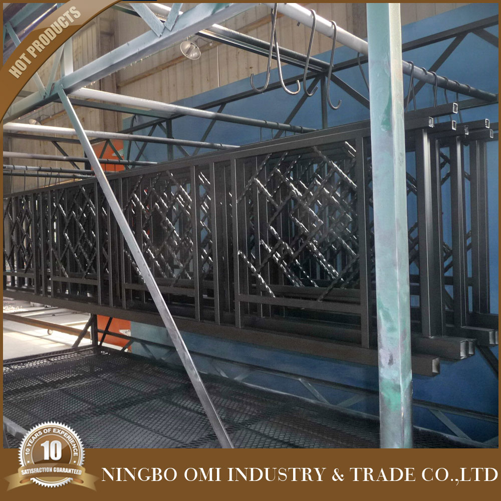 Hot Sale Wrought Iron Handrails For Staircase Indoor