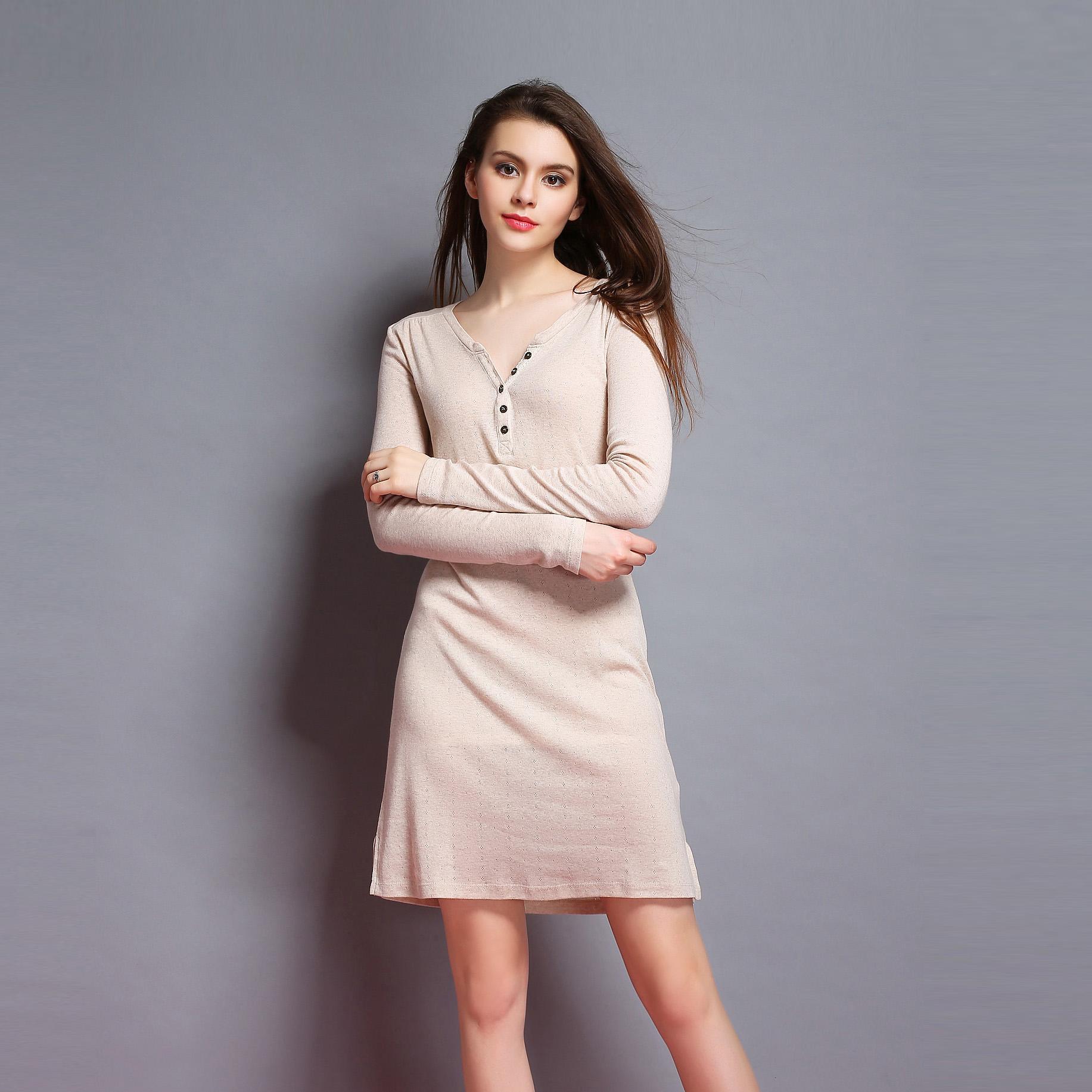 Popular Elegant Long Nightgowns Aliexpress