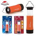NatureHike New 100 Lumens Camping Lamp Tent Lamp Flashlight Torch Tent Light NHYDD Camp LED Battery