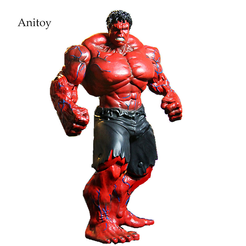 Online buy wholesale hulk action figure from china hulk - Pictures of red hulk ...