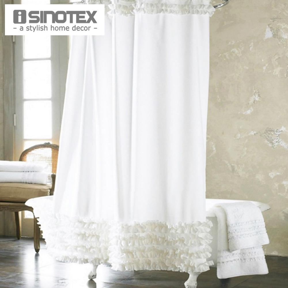 commentaires rideau de douche dentelle faire des achats. Black Bedroom Furniture Sets. Home Design Ideas