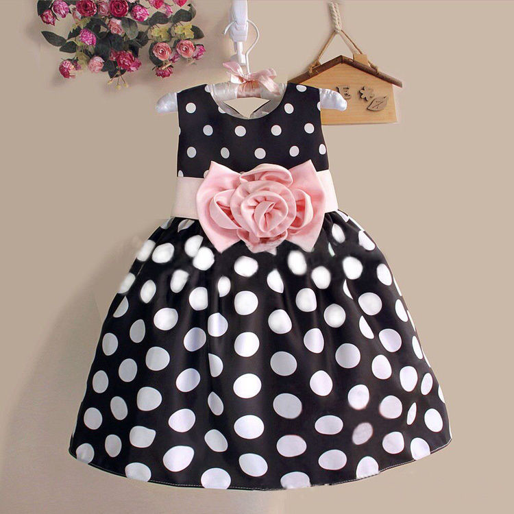 2016 Summer Baby Kids Kid Princess font b Dress b font Girls Party font b Dress