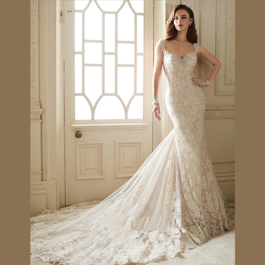 Aliexpress.com : Buy 2015 Vintage Ivory Lace Mermaid