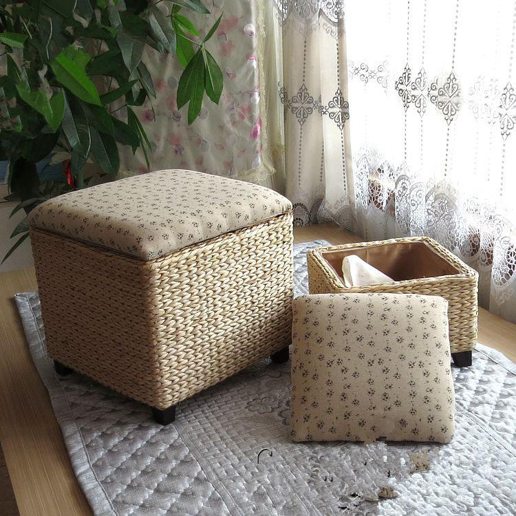 achetez en gros pouf en rotin rond en ligne des grossistes pouf en rotin rond chinois. Black Bedroom Furniture Sets. Home Design Ideas