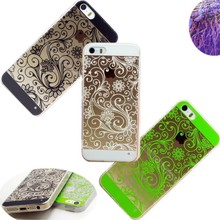 TAVNN: Elaborate Originality Soft Silicon Cases For Apple iPhone 5S iPhone 5 Case For iPhone5S Phone Cover Shell XXAA TUAA CCSS