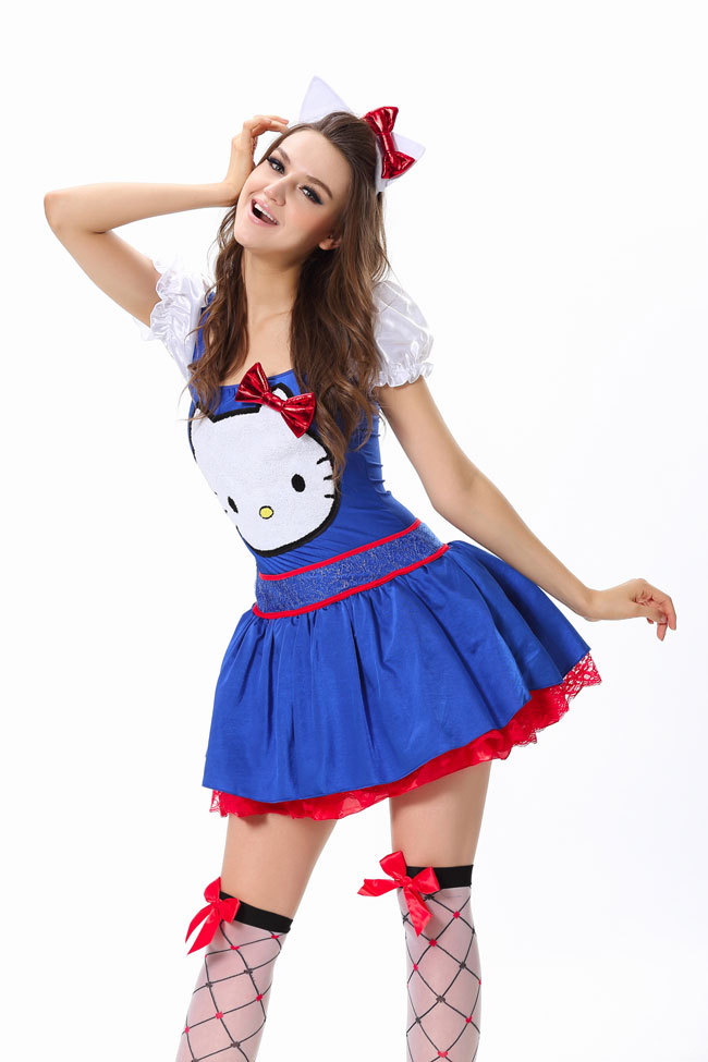 Hello Kitty Costumes For Adults 113