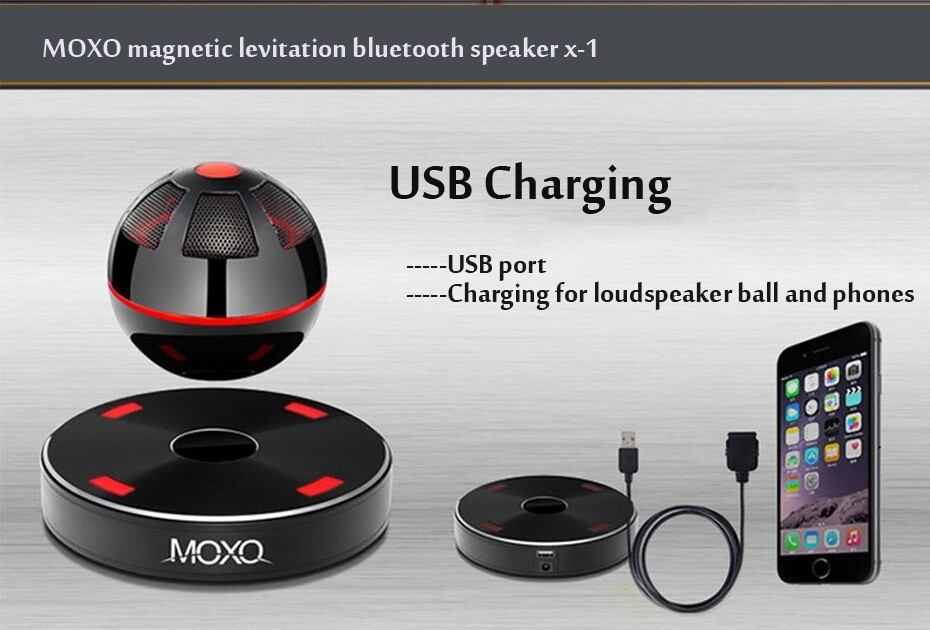 Fidelity Warranty Services >> MOXO Magnetic Levitating Floating B (end 1/20/2021 10:15 PM)