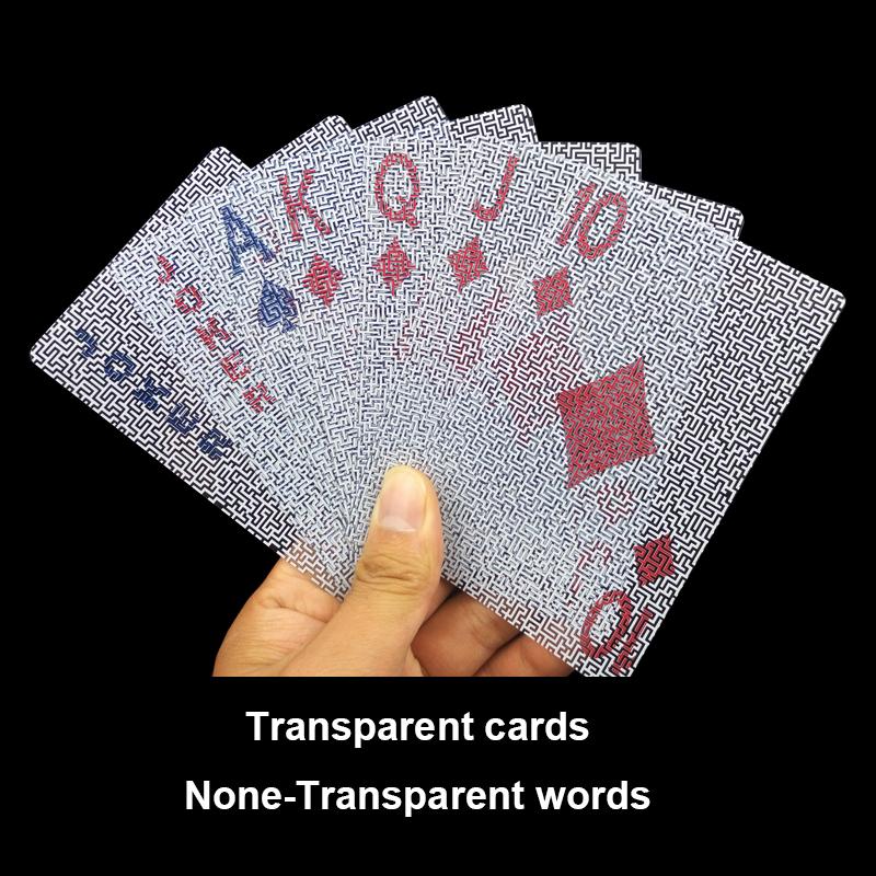 Grote Speelkaarten Promotie-Winkel voor promoties Grote