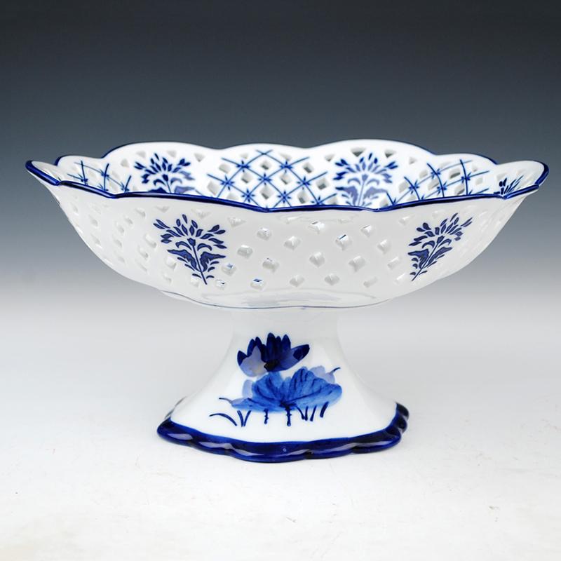 Blue White Decorative Plates Promotion-Shop for