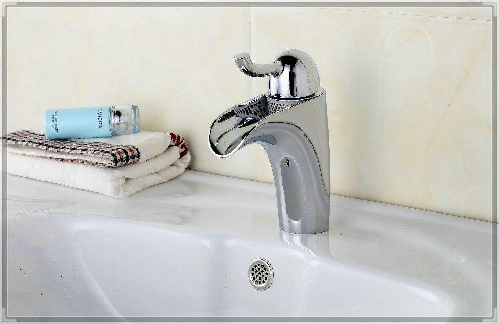 Aliexpress Unique Faucet Deck Mount Waterfall Bathroom
