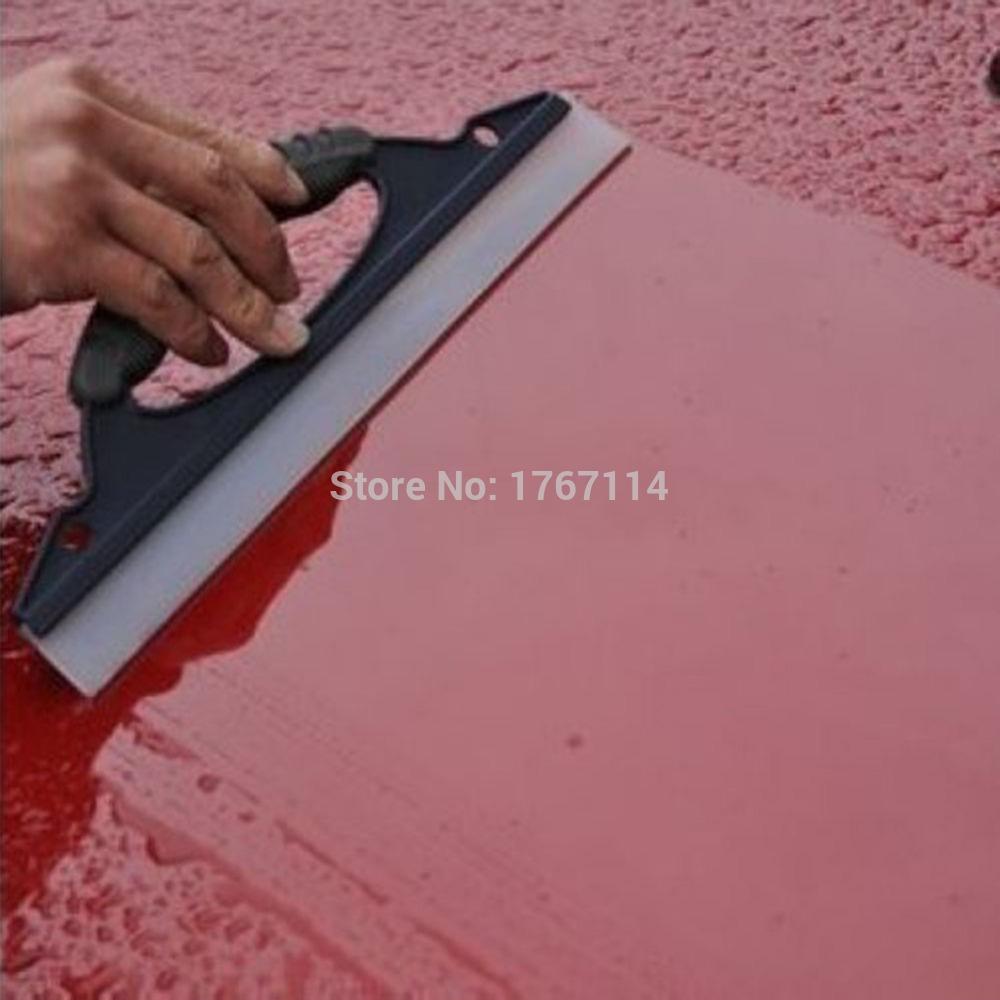 1 шт. высокое качество синий автомобиль мягкого силикона Mobil Cuci очиститель щетка ракель душ комплект инструмент для ухода за кожей