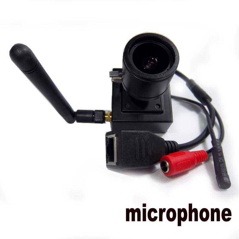 720P ONVIF 2.8 12mm Manual Varifocal Zoom Lens HD Mini