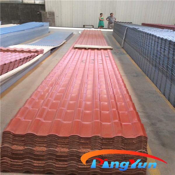 made in china new material t le de toiture en plastique pour toutes sortes maison tuiles de toit. Black Bedroom Furniture Sets. Home Design Ideas