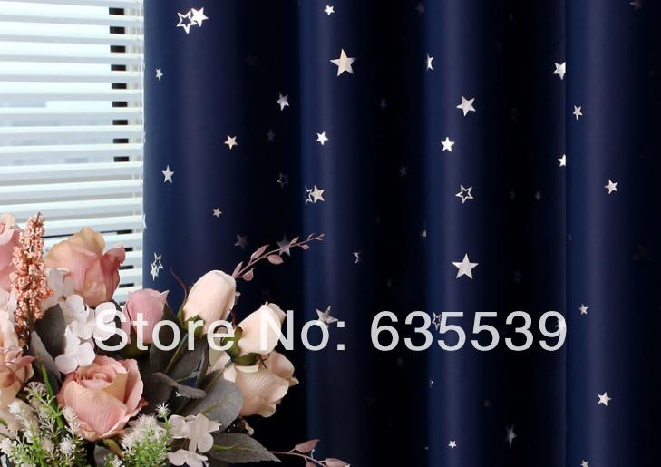 rideau occultant chambre moderne brod de bande dessine chteau fentre rideaux pour chambre. Black Bedroom Furniture Sets. Home Design Ideas