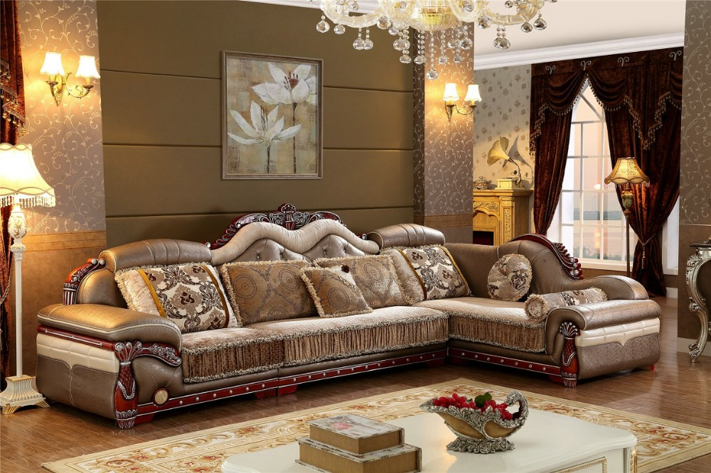 2016 No Chaise Living Room New Arriveliving Antique ...