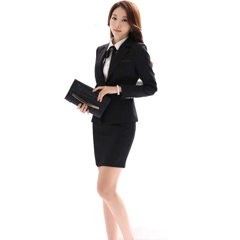 Female Skirt Suits 91