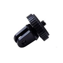 Mini Tripod Mount adaptor/adapter screw for Gopro Hero 4 3+ 3 2 1 SJ4000 Sport Camera accessories Free shipping  GP60B