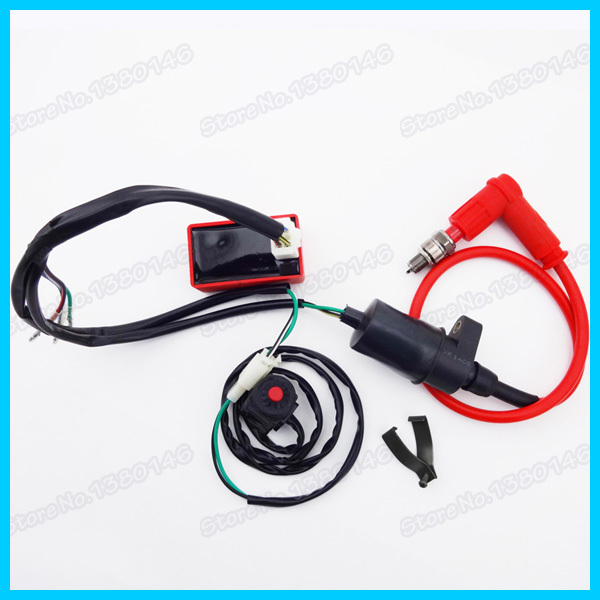 new racing cdi wiring diagram 5 pin 12v cdi ignition