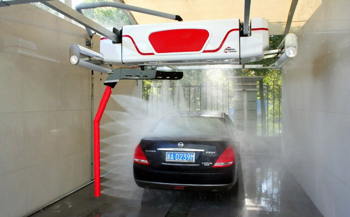 Car Wash Prices: Good And Wholesale Price Cw-m7 Touchless Car Wash