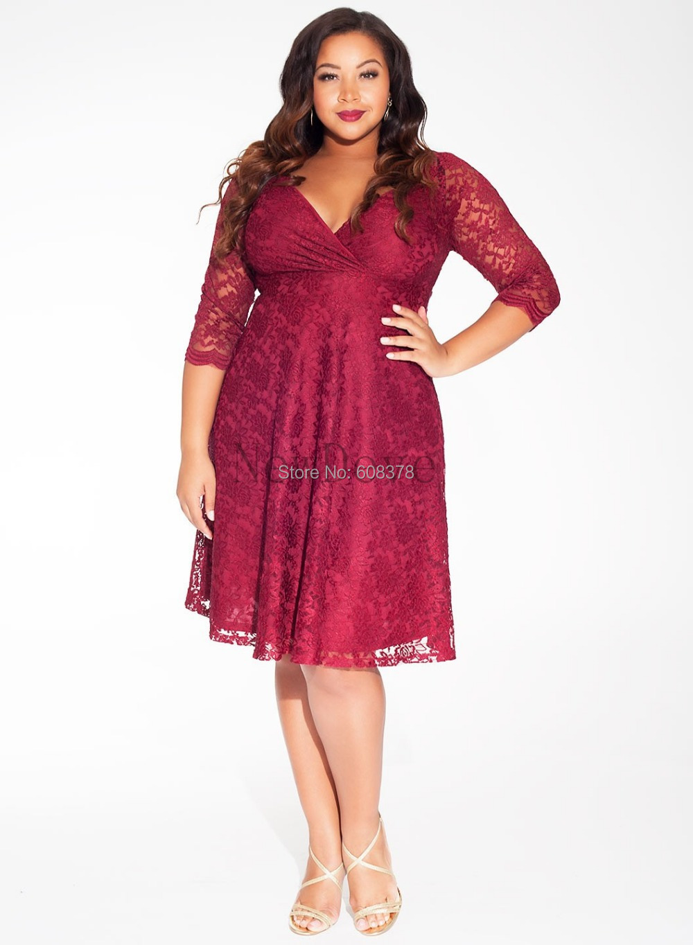 fe60d3091b2 Blog post title   2 Piece Plus size prom dresses