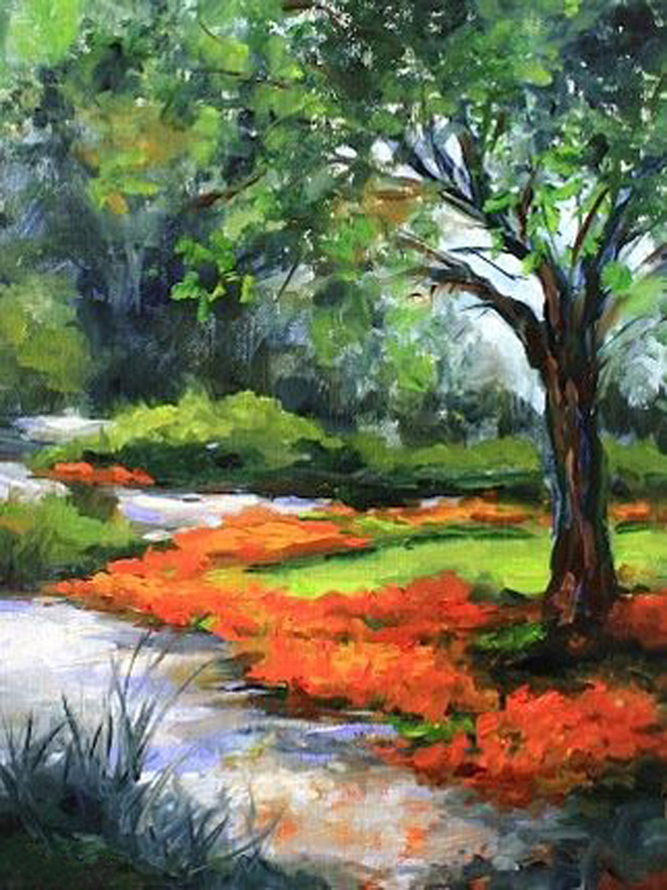 Online Get Cheap Nature Acrylic Paintings -Aliexpress.com ...