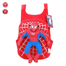 Cute New 3D Spiderman School Bag Boys Backpack Kids Children Cartoon School Bags Backpacks Baby Child Infantil Escolar Mochilas