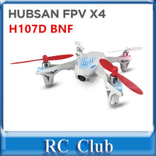Original Hubsan X4 H107D BNF FPV 4CH 6 Axis Quadcopter w Camera without Remote Control Free