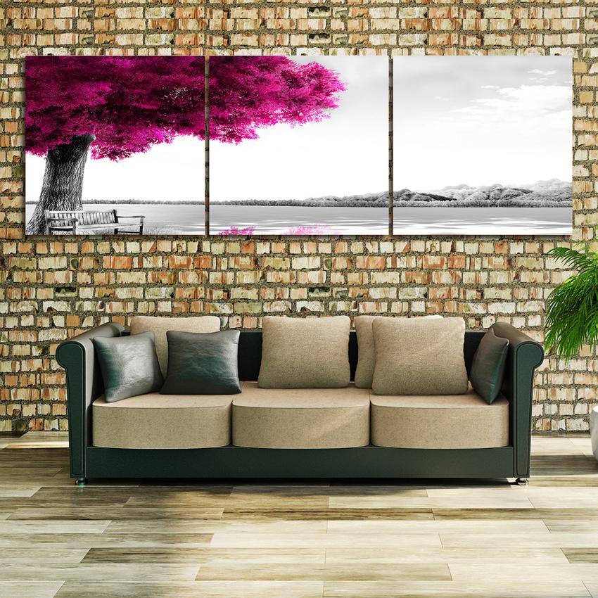 gro e wandbilder wohnzimmer. Black Bedroom Furniture Sets. Home Design Ideas