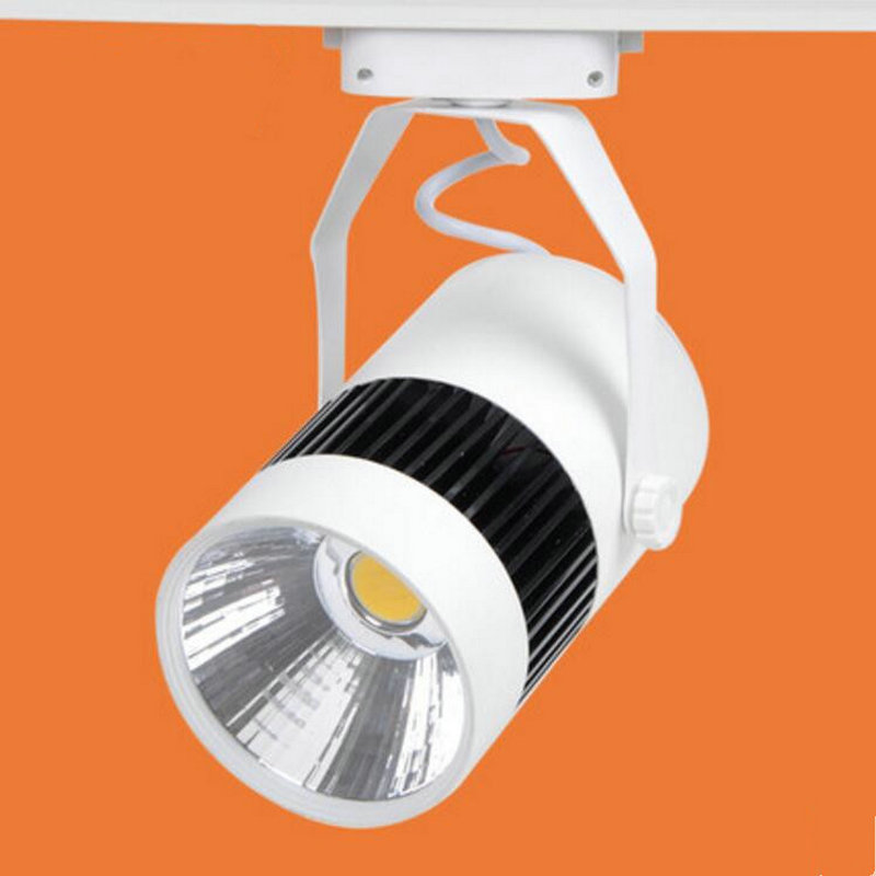 30w Led Track Lighting Fixtures: Free Shipping 2016 NEW LED Lighting Fixtures Commercial