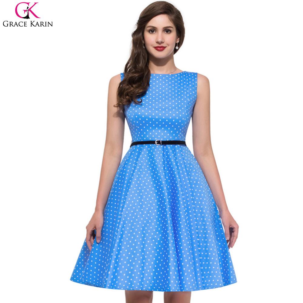 Aliexpress.com : Buy Summer Short Rockabilly Dress Grace