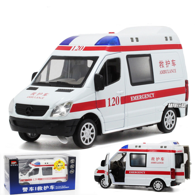 Toys Ambulance 74