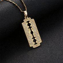 Ожерелье с кулоном в несколько стилей, золотое/серебряное/розовое золото, цвета: Арабская, мусульманская, мусульманская, женская подвеска(Китай)
