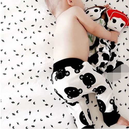 2016 new Spring Newborn Baby pants cotton bottoms Infant baby boy girl pants for age 0