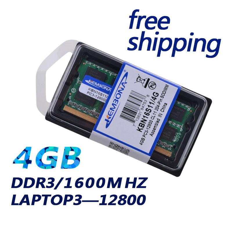 LAPTOP DDR3 4G 1600 1.5V 201