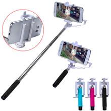 SimpleStone Extendable Handheld Self-Pole Tripod Monopod Stick For Smartphone 60411X13