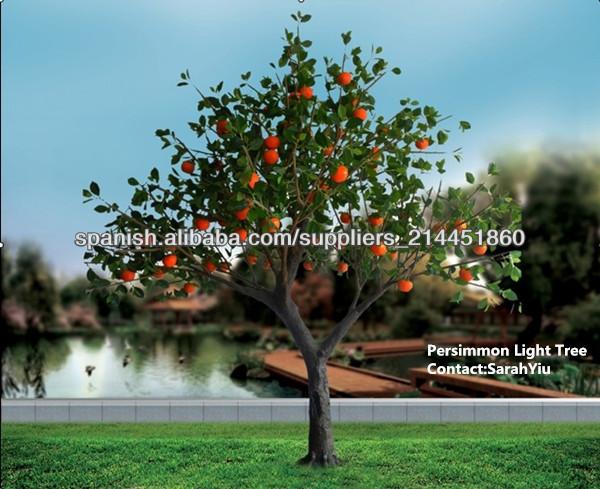 árboles Artificiales Llevado A Frutos Rojos