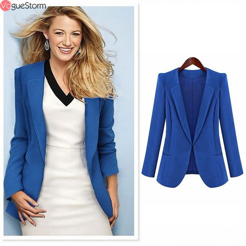 Blazer vs suit jacket women