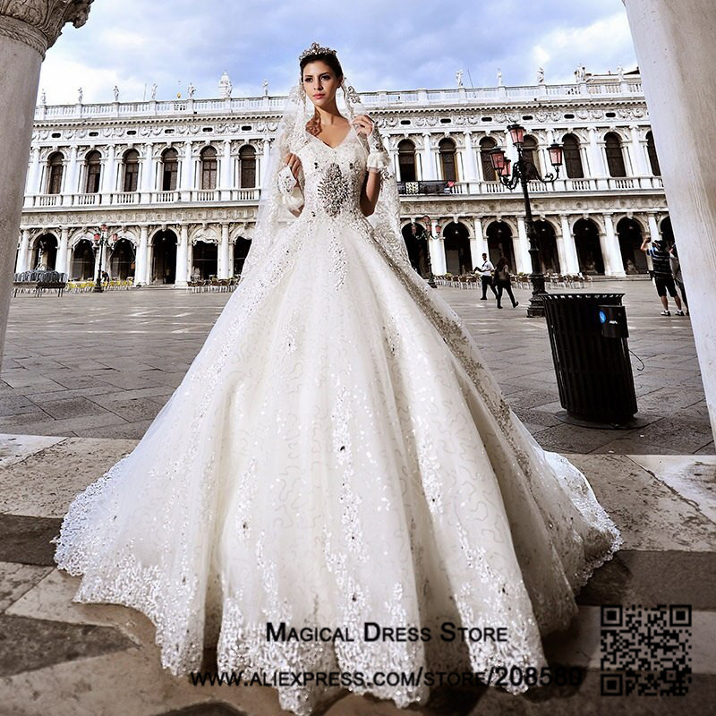 Designer Wedding Dresses 2016