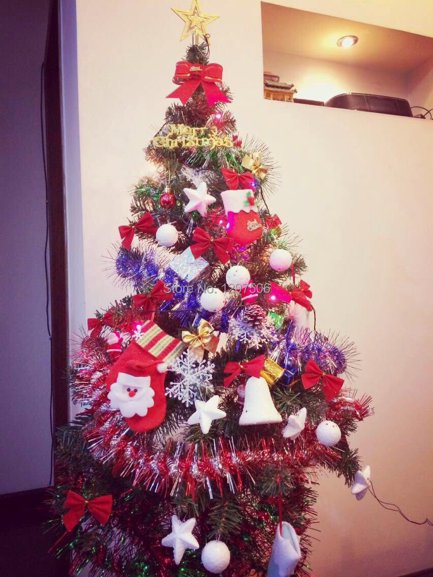 Polystyrene Balls Christmas Decorations